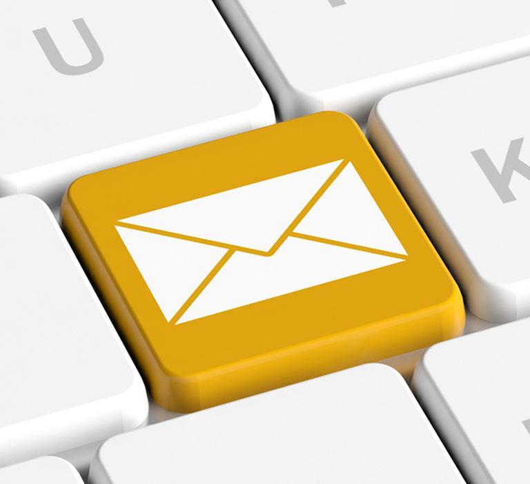 Klawisz wysyłania wiadomości